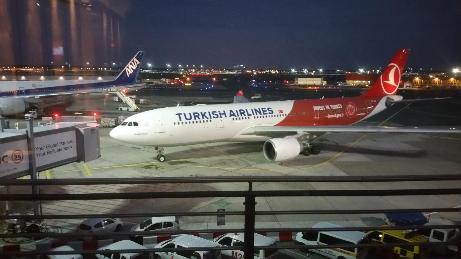 Flug zur Haartransplantation in der Türkei